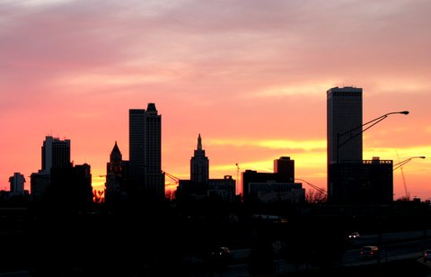 Downtown Tulsa (photo CC Flickr/cjdaniel_)