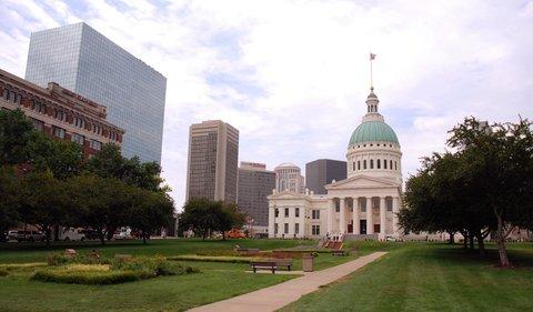 Le capitole de St. Louis
