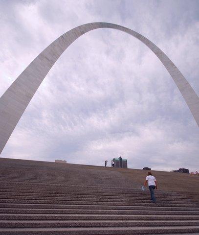 La Gateway Arch