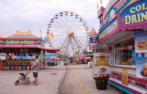 La Missouri State Fair en 2007.