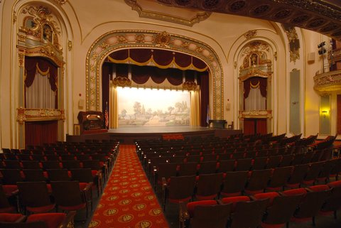 Le Coleman Theater de Miami, OK.