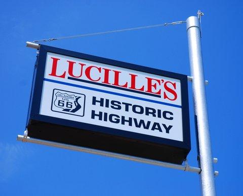 Lucille Hamons a tenu sa station-service pendant 59 ans !.
