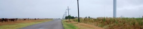 La croix géante de Groom, TX.