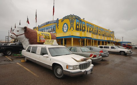 Le Big Texan Steak Ranch
