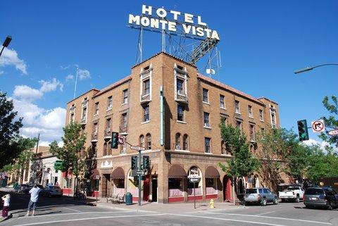 L'hôtel Monte Vista de Flagstaff.