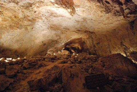 Les Grand Canyon Caverns.