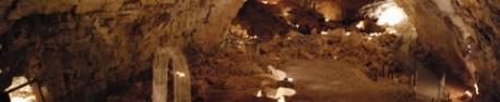 Les Grand Canyon Caverns, où sont parfois célébrés des mariages !
