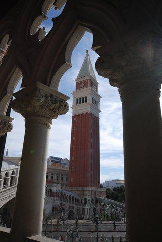 Le campanile du Venetian