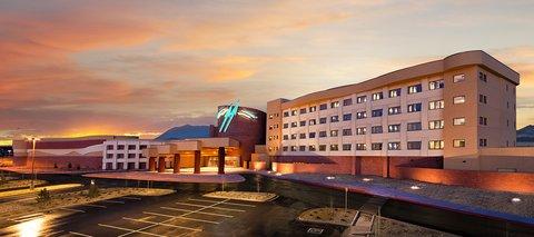 L'hôtel-casino de Twin Arrows (© www.twinarrows.com)