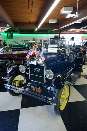 Au Dream Car Museum