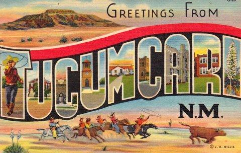Tucumcari.