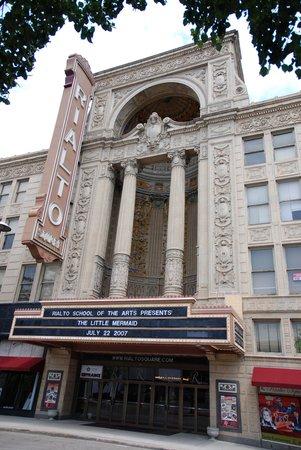 Le Rialto Square Theater de Joliet
