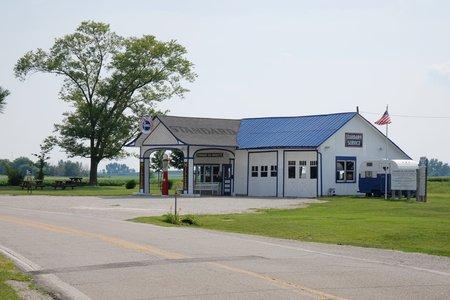 La station Standard Oil d'Odell