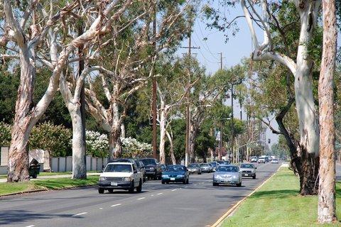 La Route 66 à San Bernardino
