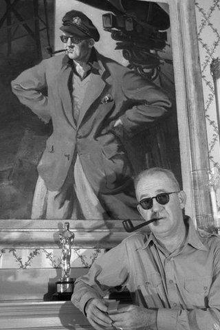 John Ford en 1946.