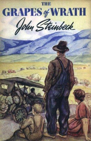 Les Raisins de la Colère, édition originale (1939)
