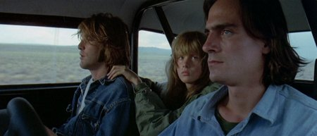 Dennis Wilson, Laurie Bird et James Taylor