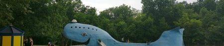 La baleine bleue de Catoosa